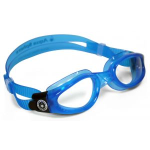 Aqua Sphere KAIMAN Small Fit Clear Lens Adult Goggles